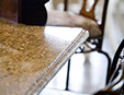 New Venetian Gold granite, oge edge